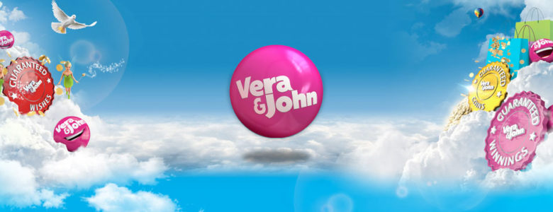 An image of VeraJohn Banner about promotion