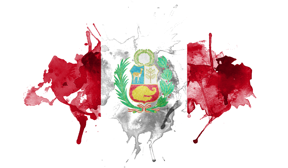 An image of the Peru flag