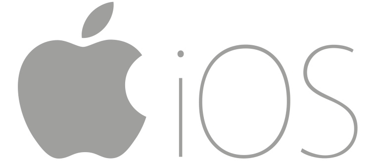 An image of the iOS Logo