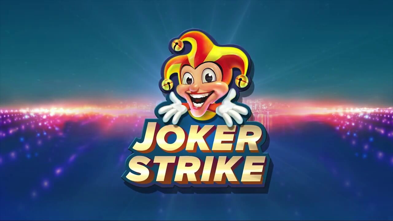 joker strike slot games